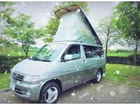 MAZDA BONGO 2.5 V6 PETROL NEW SHAPE *4 BERTH CAMPERVAN*