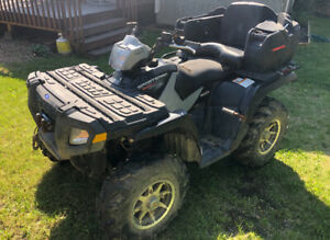 2007 Polaris Sportsman 500 HO