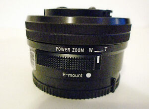 sony sel 16-50mm F3.5-5.6 oss lens for sony E mount