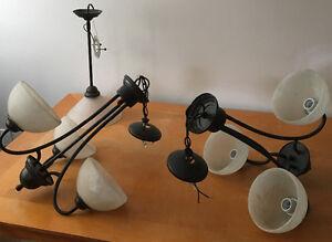 Set of 3 Ceiling/Chandelier Type Lights