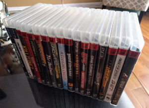 PS3 GAME LOT