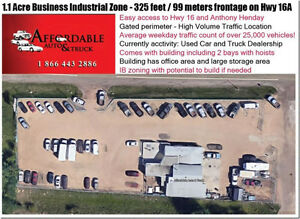 Business Commercial Land For Sale