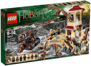 LEGO THE HOBBIT:The Battle of the Five Armies #79017