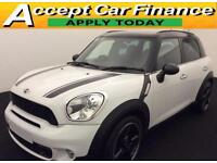 Mini Mini Countryman 2.0TD ( 143bhp ) ALL4 ( Chili ) FROM £53 PER WEEK.