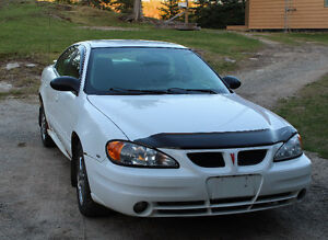 2005 Pontiac Grand Am Sedan, Loaded, Subframe Damaged