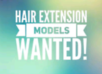 Hair Models Needed! Great Discount!