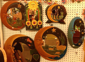 Beautiful Carved Decorative Mirrors