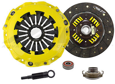 ACT Heavy Duty Performance Street Disc Clutch Kit for 02-05 Subaru WRX SB9-HDSS