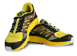 Souliers Salomon X-Wind PRO - Trail Running Shoes (8) $15