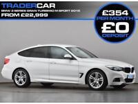 2015 65 BMW 3 SERIES 2.0 320D M SPORT GRAN TURISMO 5D AUTO 188 BHP DIESEL