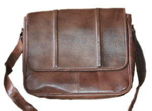 BRAND NEW REAL LEATHER LAPTOP BAGS