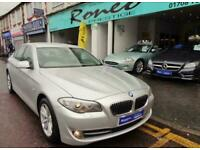 2012 BMW 5 Series 520d SE STUNING EXAMPLE ONLY 63K MILES Auto SALOON Diesel Auto