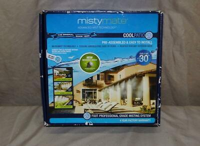 Misty Mate 16020 Cool Patio 20 Outdoor Misting Kit - Misty Mate Patio Kit