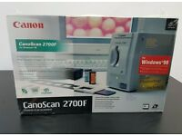 Canon CanoScan 2700F Photo, Slide and Film Scanner