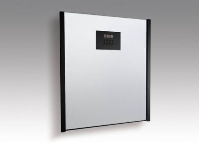 Hjm calefactor split 637 pared blanco mando 2000w