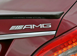 Mercedes Benz AMG CLK SLK SL ML Emblem Trunk Fender