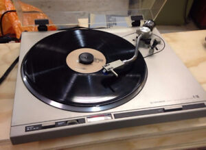 table tournante pioneer PL 200 turntable direct drive