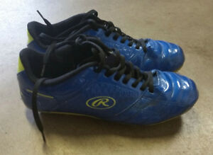 Rawlings Youth Size 8 Cleats