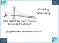 Income Tax Returns...Tax Man on Your Case...In Arrears