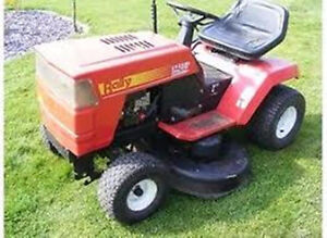 42 in Rally Lawn Tractor - for trade