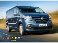 Renault Trafic LL30 SportNav 120ps with Rear Cam