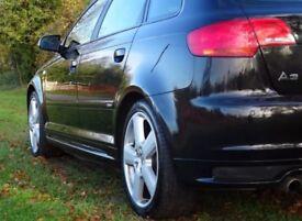 Audi A3 3.2 AWD Quattro