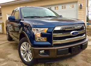 2016 Ford F150 Lariat 3.5 Ecoboost - Basically New Only 800 KMs