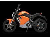 Super Soco Electric Bike TS1200R Motorcycle / Moped / Scooter Lightweight 78kgs
