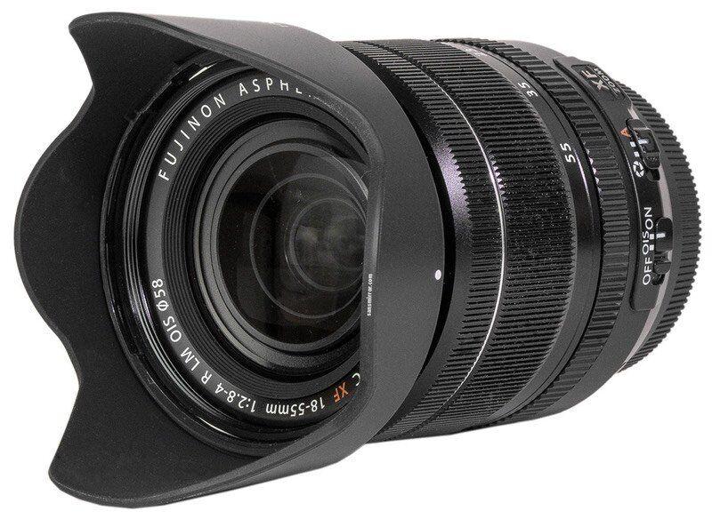 Original Brand New FUJIFILM XF 1855mm f284 R LM OIS Lens White Box US SHIP4