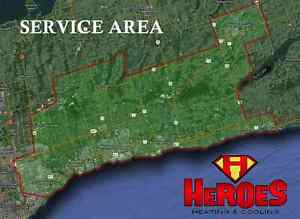 Furnaces, A/C's, Fireplaces & Water Heaters by Professional who Peterborough Peterborough Area image 6