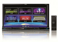 Clarion NX702, Double DIN Car Stereo / Navigation System
