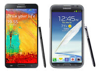 Looking for a Samsung Galaxy Note 2 - Note 3 - Note 4