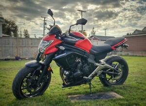 Used Motorcycle Kawasaki