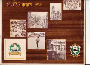 Book Recollections of 125 Years = City of Kitchener Cambridge Kitchener Area image 3