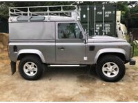 Land Rover Defender 90 County HT SWB 2.4 Tdi