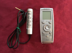 Olympus VN-3100 Digital Voice Recorder With Remote