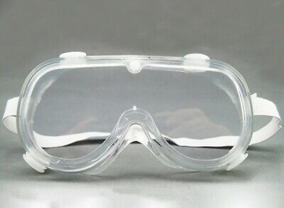 Safety Goggles - Splash Resistant Eye Protection Glasses Anti-fog Fit-over