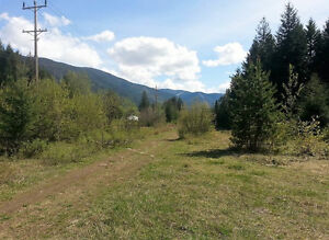 Lot in sought after Voykin Subdivision! (South Slocan)