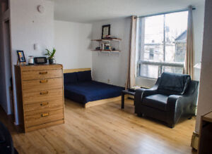 South End Studio Apt. Sublet – Next to Dal Sexton Campus