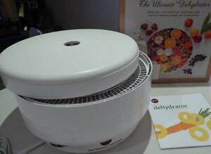 FOWLERS VACOLA ULTIMATE DEHYDRATOR BRAND NEW VEGAN JERKY LEATHER Byron Bay Byron Area Preview