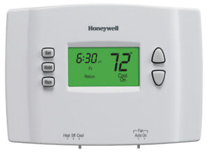 Honeywell RTH2510B 7-Day Programmable Thermostat with Backlight