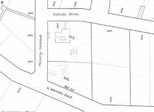 1 acre lot in desirable North Nechako area