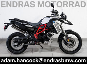 2017 BMW F800GS - BRAND NEW - Trophy Special Model