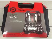 BRAND NEW PHAZE 52 PIECE tool set