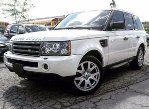 2009 RANGE ROVER SPORT HSE | ACCIDENT-FREE | NAVI | WARRANTY|