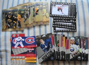 Tim Hortons Hockey Set + CL's + Die-cuts + Shining Futures