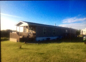Beautiful Acreage for Sale with Newer Mobile Home