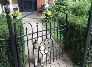 GATES WROUGHT IRON $200