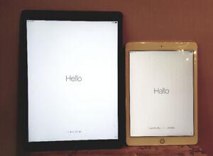 iPad 4 to 219$ iPad PRO from $499.99 to St John