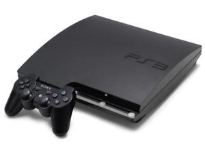 PS3 avec 18 jeux cultes